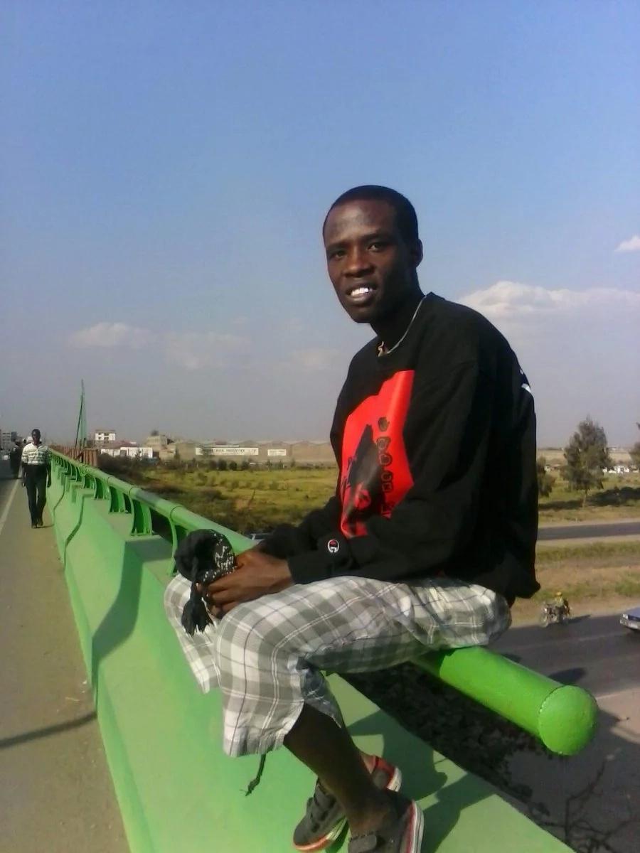 Meet Nairobi's famous visual artiste Flossin Mauwano