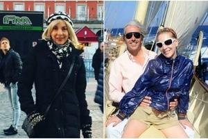 Edith González se regala vacaciones familiares a pesar del cáncer