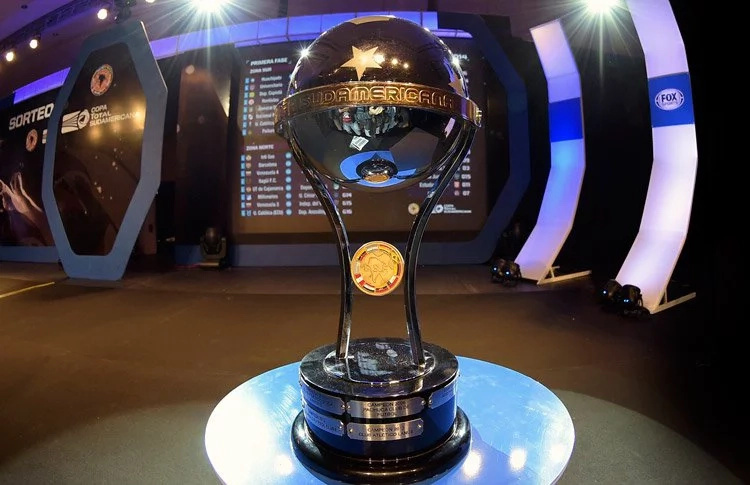 Ya hay fecha para el sorteo de la Copa Sudamericana 2016
