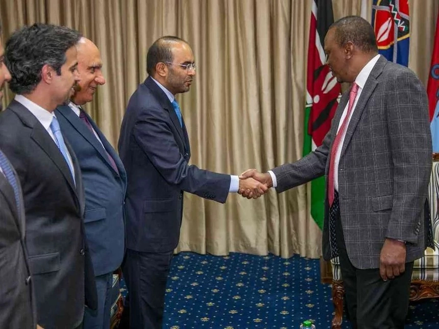 NASA details Uhuru Kenyatta's intricate links to firm printing ballot papers for August election