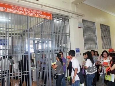 No conjugal visits for depraved inmates at New Bilibid Prison