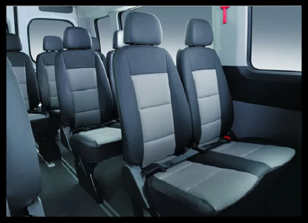 """Team Kramer's cinema-on-wheels, customized van is considered """"Manila-proof"""""""