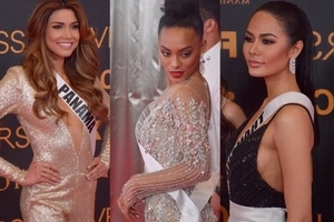 Find out who made it to the Top 13 of Miss Universe 2016!