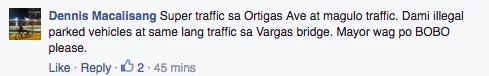 Pasig City's traffic scheme made netizens angry