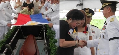 Last minute daw kasi! Highest-ranking military generals failed to attend Marcos burial
