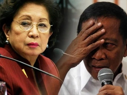 LOOK! Former VP Binay posted bail for corruption charges