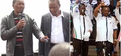 Uhuru's powerful CS responds to NASA's threat of boycotting elections