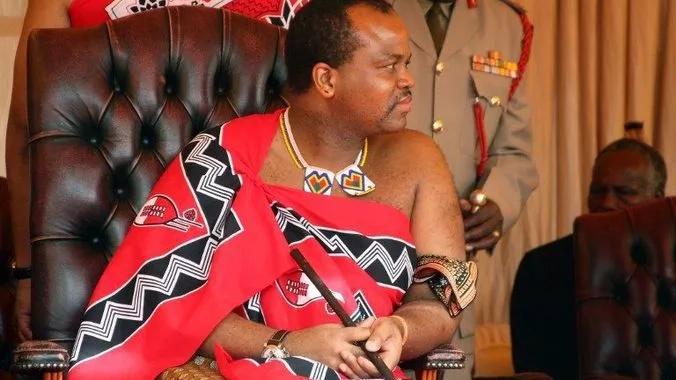 Uhuru Kenyatta ranked the 4th richest African president