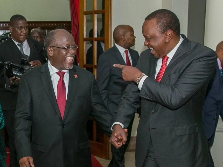 Uhuru's Brookside among 20 companies banned by Magufuli as tension escalates between Kenya and Tanzania