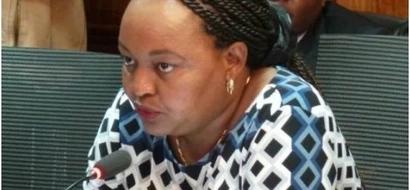 Kenyans fiercely fire at Waiguru, call for her hanging