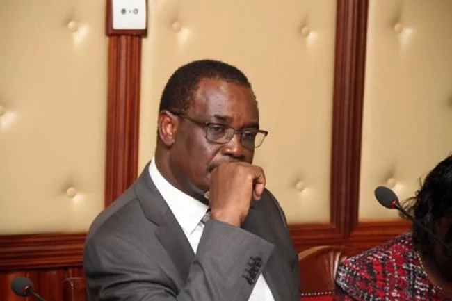 Nairobi Governor Evans Kidero adopts a Kikuyu name ahead of 2017