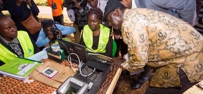 "IEBC finally accepts that Raila is RIGHT about ""double"" voter registration"