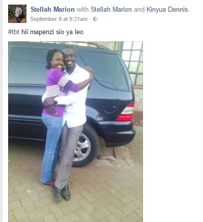 Kenyan woman doesn't want a divorce so she asks Kenyans to help out