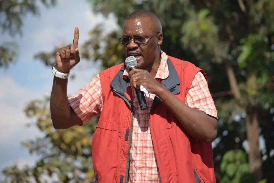 Eliud Owalo warns Hassan Joho over party endorsements