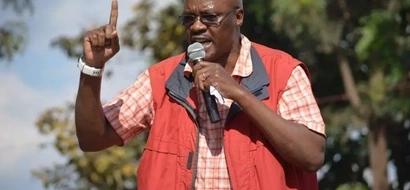 Aliyekuwa msaidizi wa Raila Odinga amtumia ujumbe wa KUTISHA kabla ya Uchaguzi Mkuu Agosti (picha)