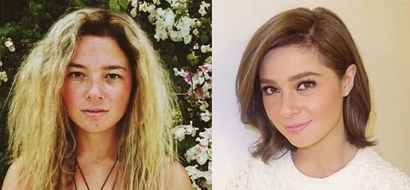 Look at these stunning Pinay celebrities without makeup!