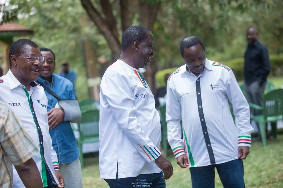 Jubilee Director of Digital Communications in rare support of NASA's swearing in plans