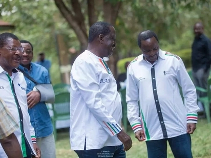 Prepare for civil unrest after January 30 - Kalonzo warns