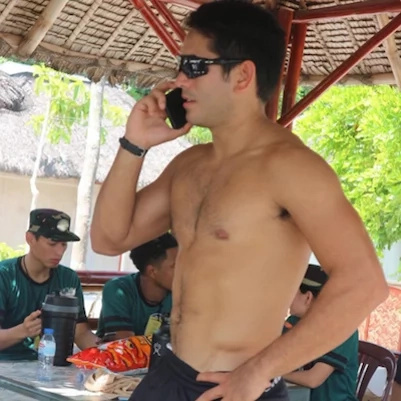 Gerald Anderson celebrates his 10th year in showbiz with boot camp