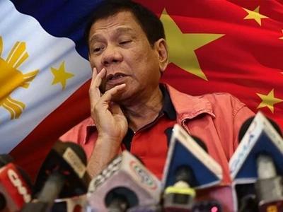 Mga bagong kaibigan! Defiant Duterte says PH, China, Russia against the world
