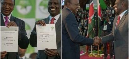 Two Choices For Uhuru Kenyatta Post-Election