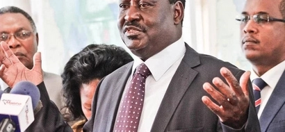 Raila confidently calls these 11 leaders, PROSTITUTES