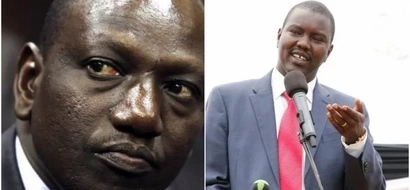 Jubilee Governor finally manages to tame DP Ruto