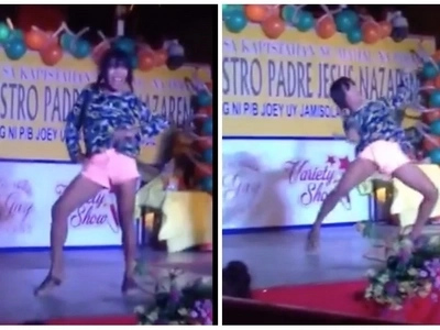 Super funny talaga! Showtime winner Elsa 'Droga' Mendoza showcases real talent in making people laugh