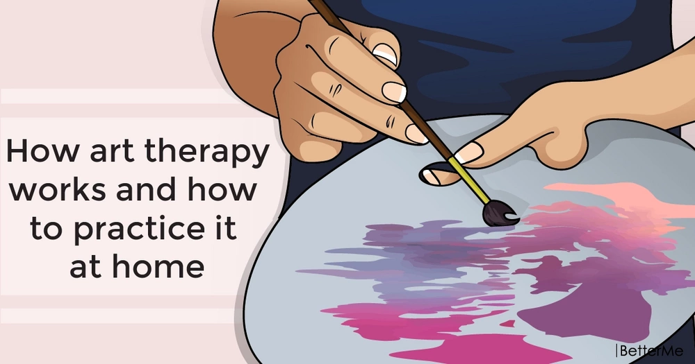 How art therapy works and how to practice it at home