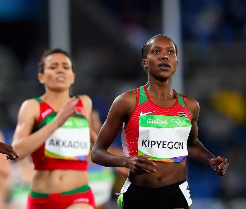 Here is the amount Kenya will pay Rio Olympics champions