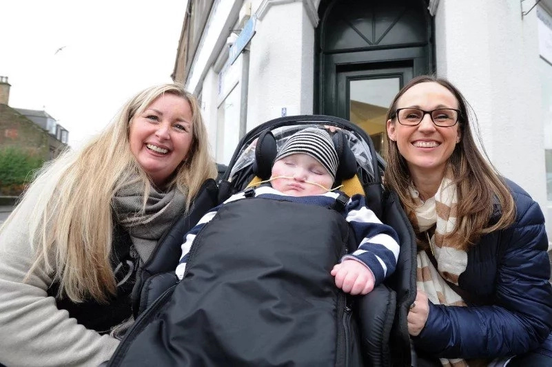 Woman Who Won £148m On Lottery Looks After Disabled Boy's Family With New House