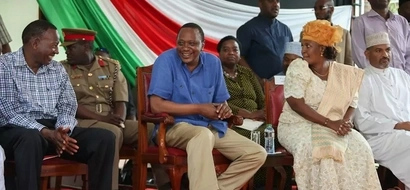 Coast MPS: We Will Support President Uhuru In 2017 Elections