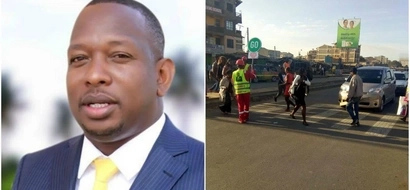 Sonko loops students in campaigns following demonstration along Jogoo road (VIDEO)