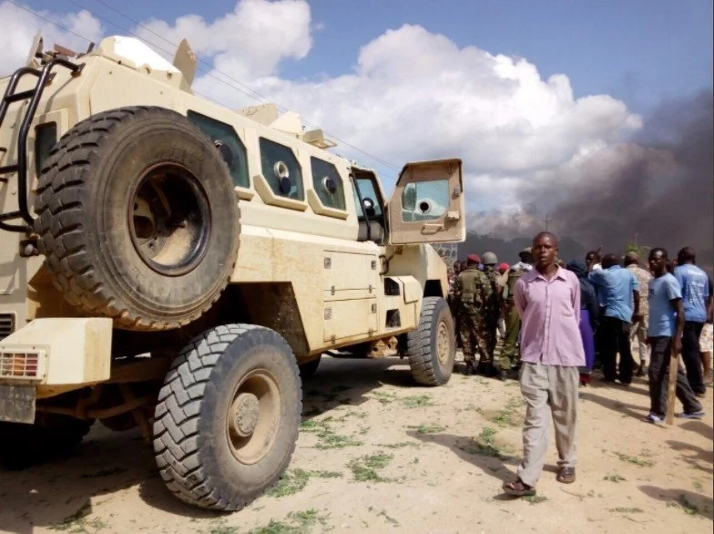 Al-Shabaab claims killing Kenyan military engineers in Dhobley