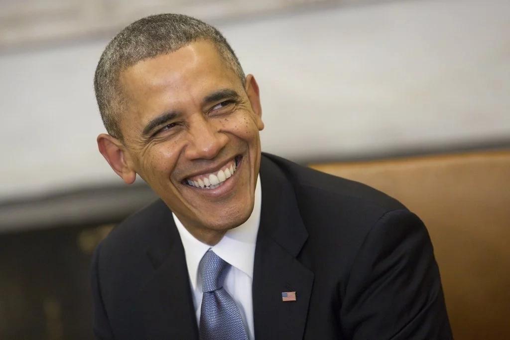 Former US President Barack Obama. Photo: Getty Images