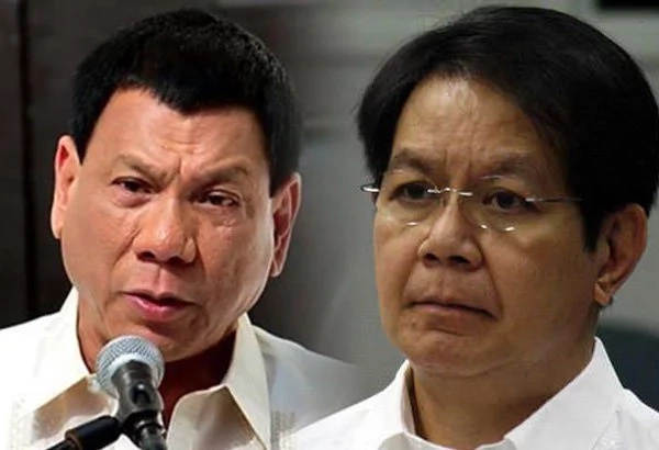 Lacson, Sotto worries on Duterte's 'Wild West'