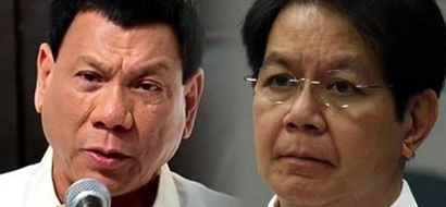 LOOK: Lacson to share with Rody list of five drug mayors