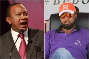 Uhuru discusses Joho again and he had this to say about him