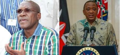 Kakamega hatumtambui Uhuru, miradi yote anapeleka Kiambu – Khalwale