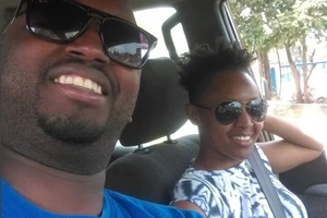 6 super adorable pictures of the wife of one Kenyatta family man
