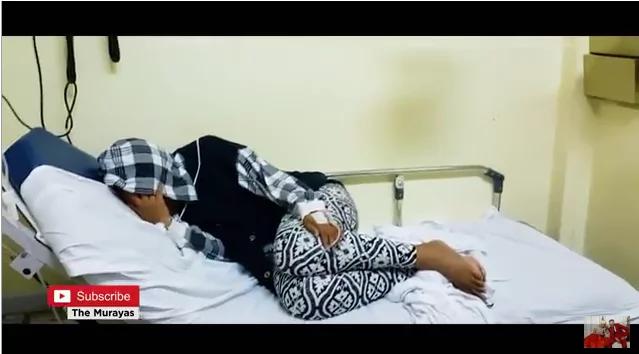 Dj Mo awaomba Wakenya kumwombea mkewe Size 8 aliyelazwa hospitalini