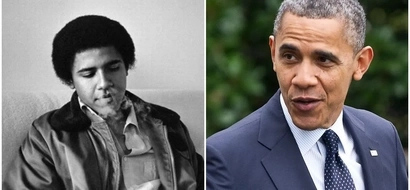 """Closet gay? Obama """"considered GAYNESS"""" in college, new biography reveals"""