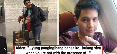 Di talaga si Maine ang kasama! Alden Richards will spend Christmas with a non-showbiz personality