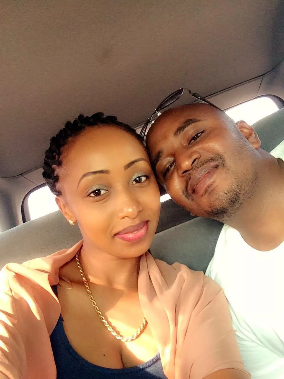 The man 'behind' Chelah Yegon's sex tape (photos)