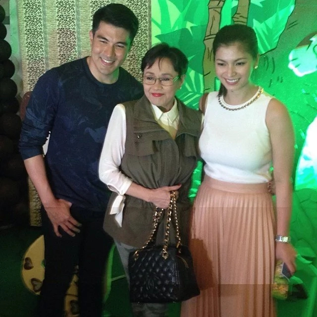 """""""Someone who can be a good mother to his future kids""""-Vilma shares one thing in common in Luis' girlfriends."""