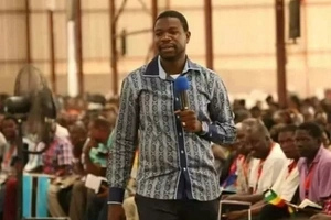 Women throng church to participate in manhood enlargement prayers