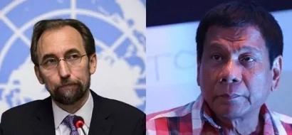 Outraged netizens lambast UN for slamming Duterte's view on human rights