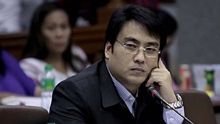 Sandigan declines Revilla's request to attend Senate session