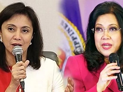 4 top gov't officials, Robredo included, bothered by drastic drop in satisfaction ratings