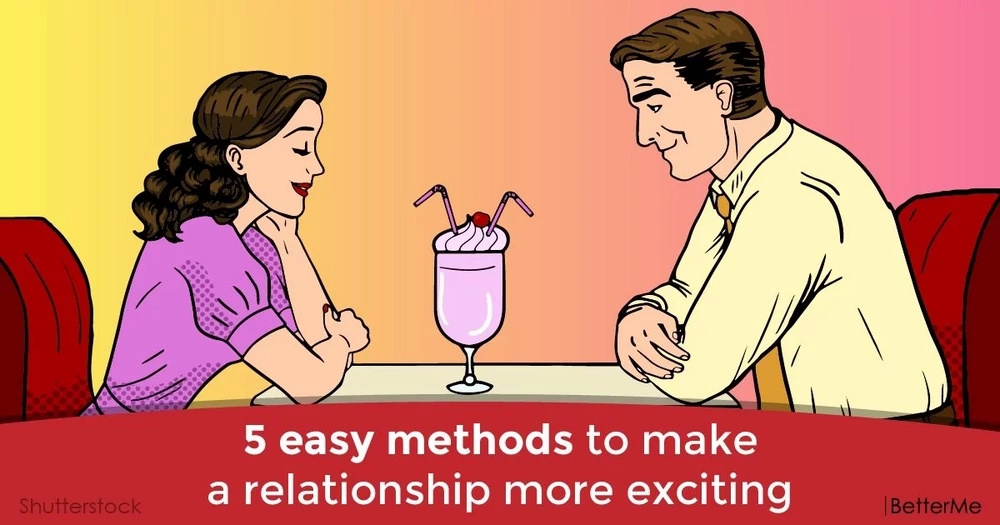 5 easy methods to make a relationship more exciting